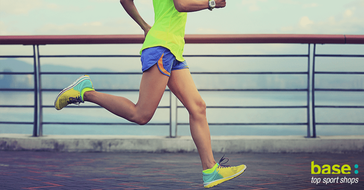 Pantalones cortos para correr