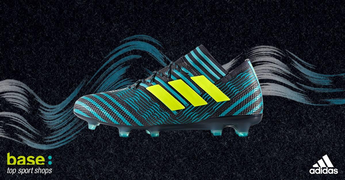 058b869e1f4a7 El último diseño en botas de fútbol de Adidas está pensado para mejorar el  rendimiento de los jugadores más ágiles dentro del campo y brindar  seguridad