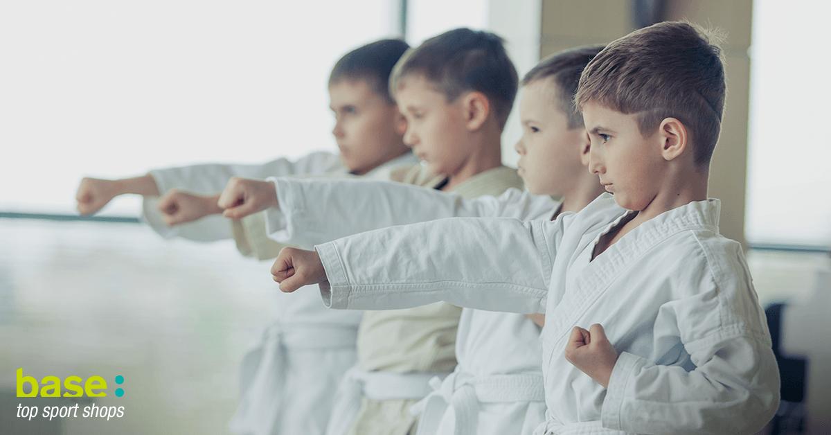 beneficios del judo en ninos