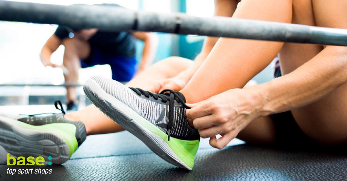 zapatillas coloridas de deporte