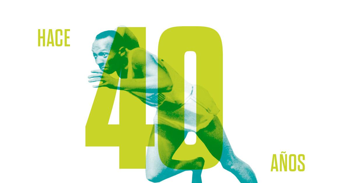 Atletismo Jesse Owens