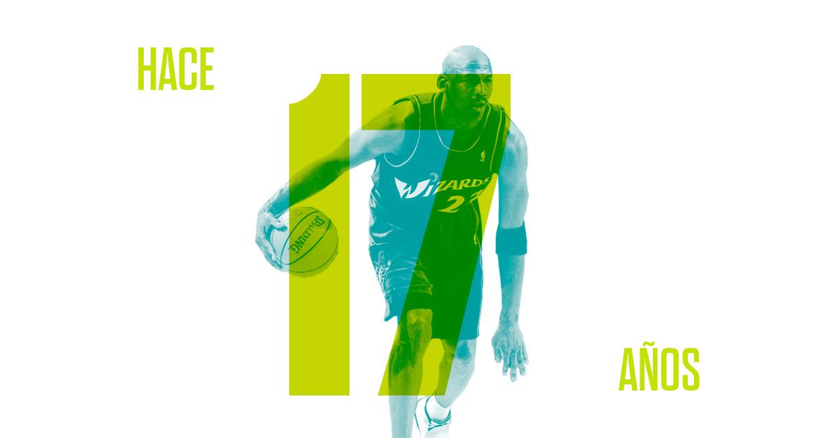 Baloncesto Michael Jordan leyenda