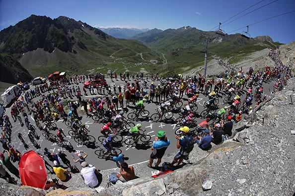 Induráin en Le Tour de France 2016