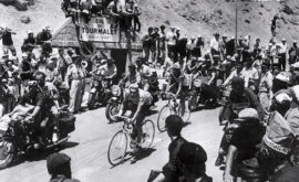 Eddy Merckx en el Tourmalet