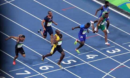 Athletics – Olympics: Day 9