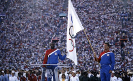 Opening Ceremonies At The 1984 Summer Olympics