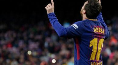 FC Barcelona – Messi